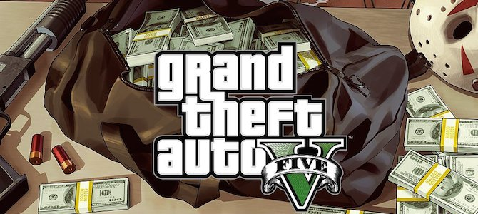 Ten Holiday Video Games GTA5