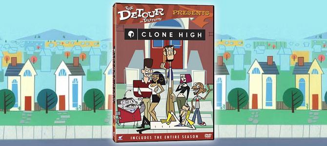 The Ten Obscure Clone High