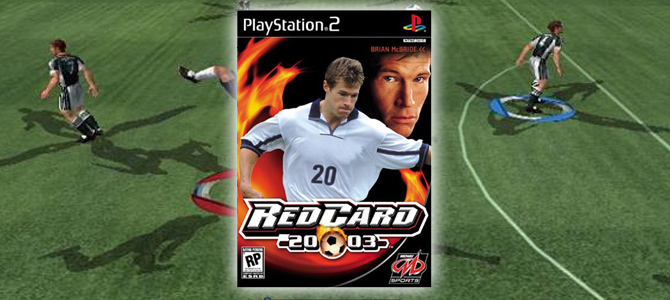 The Ten Obscure Red Card 2003