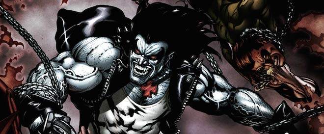 Ten Comics to Movies Lobo