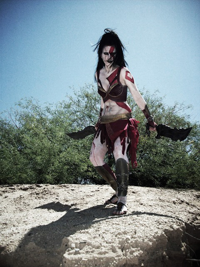 293eb9c33726d Cosplay Collection: Female Kratos | Project-Nerd