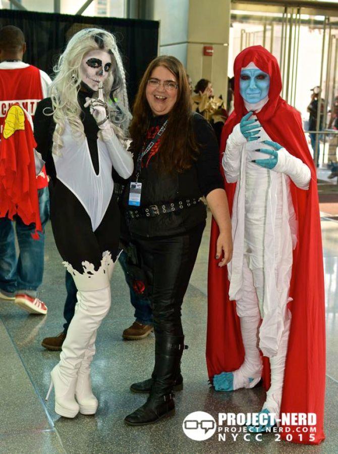 New York Comic Con, NYCC, cosplay, Marvel, DC Comics, cosplayers, 08