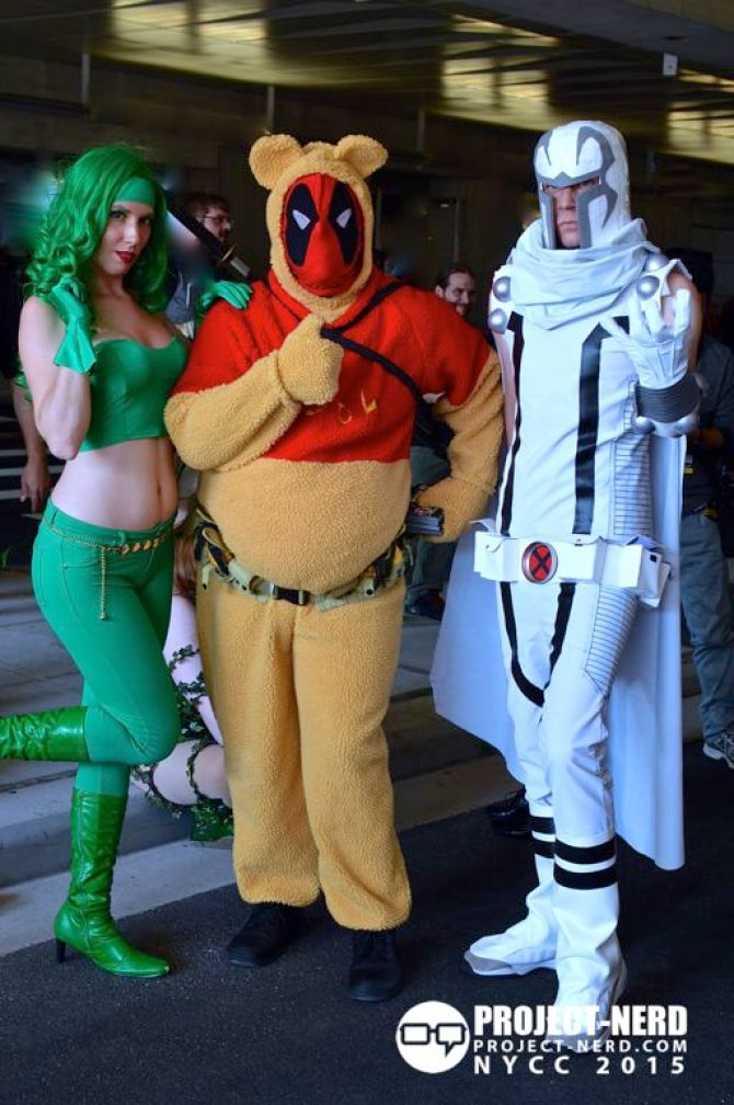 New York Comic Con, NYCC, cosplay, Marvel, DC Comics, cosplayers, 10