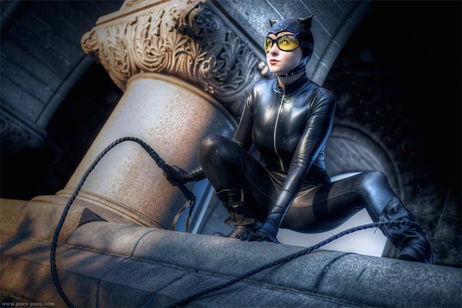 CC Catwoman Zan