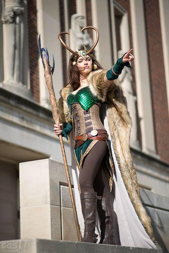 CC Lady Loki Kyra