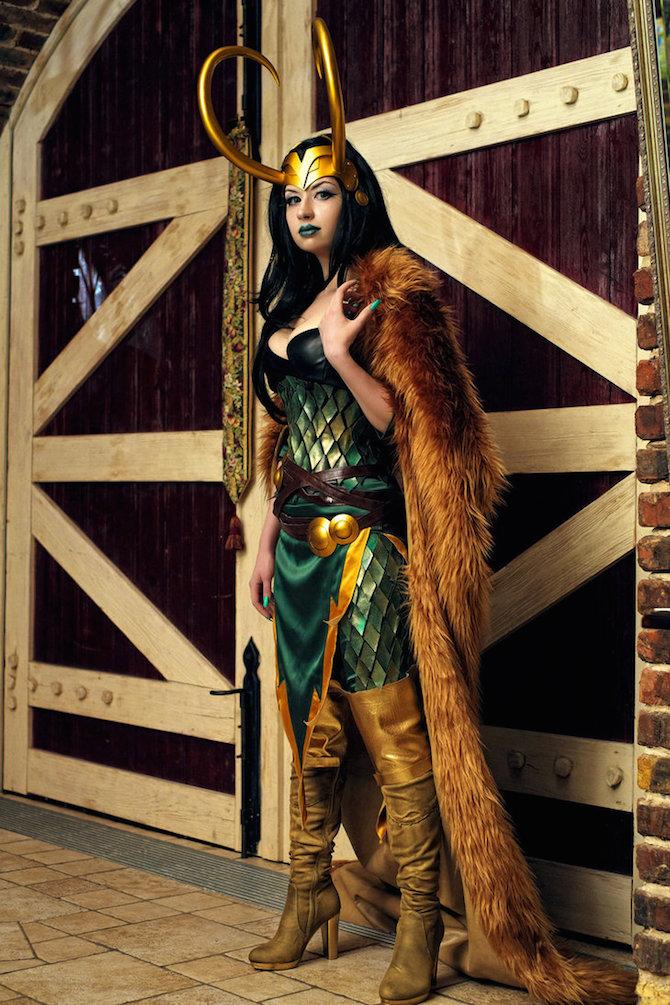CC Lady Loki Soji-Yarou