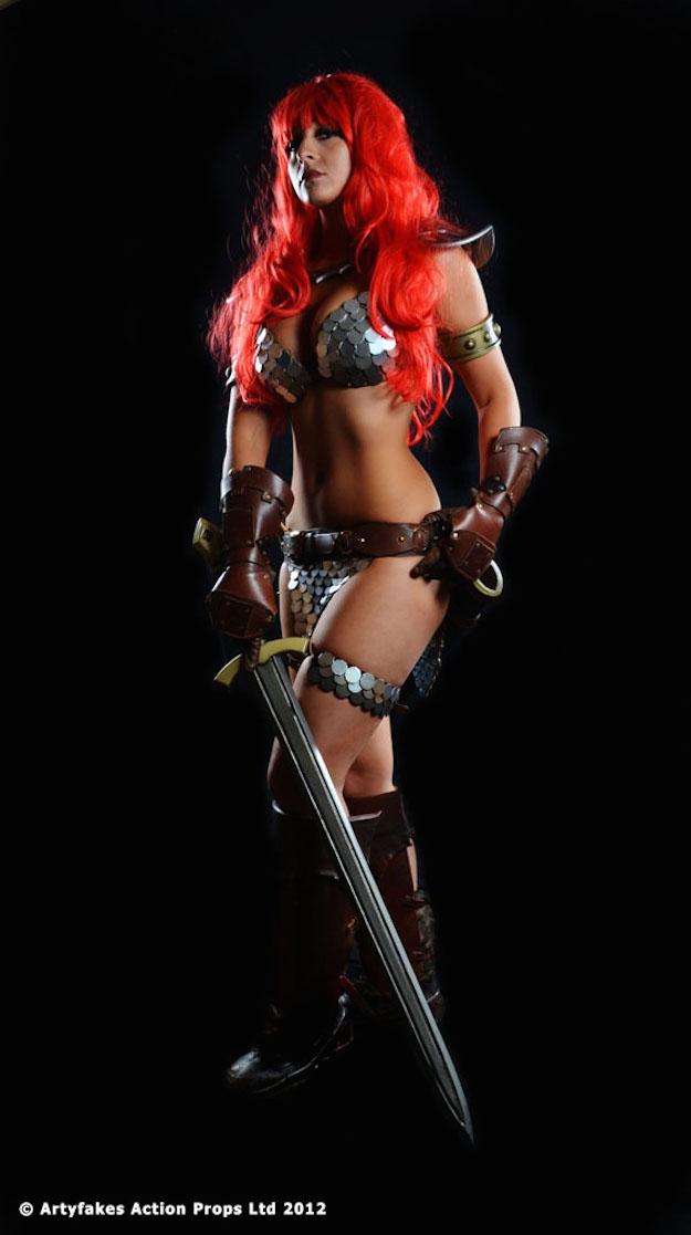 Tabitha Lyons Red Sonja 3