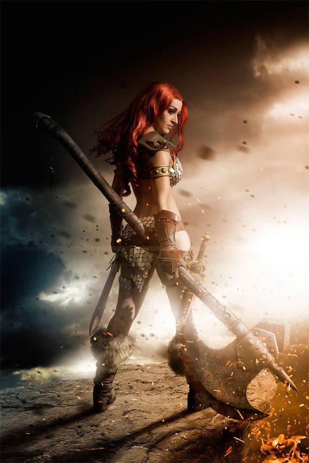 Tabitha Lyons Red Sonja a1