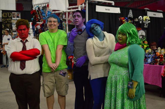 2, Project-Nerd, Marvel, DC Comics, comics, gaming, cosplay, costuming, cosplayers, over 30 cosplay, Phoenix Comicon Fan Fest, 9