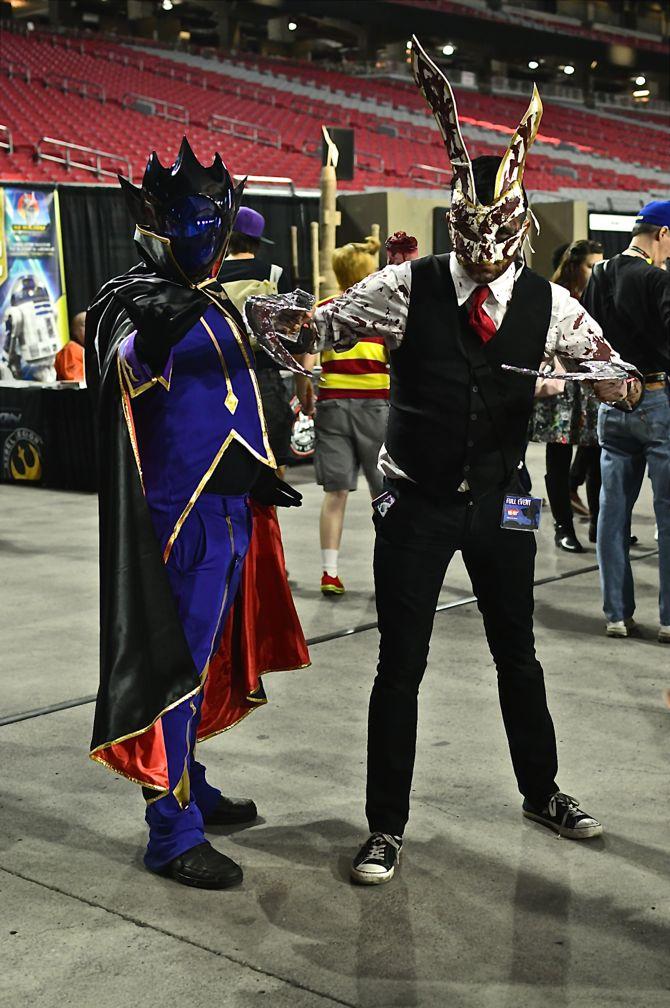 Project-Nerd, Marvel, DC Comics, comics, gaming, cosplay, costuming, cosplayers, over 30 cosplay, Phoenix Comicon Fan Fest, 13