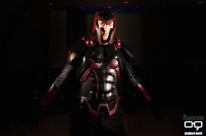 4 Horseman C2E2 Shoot Magneto 1