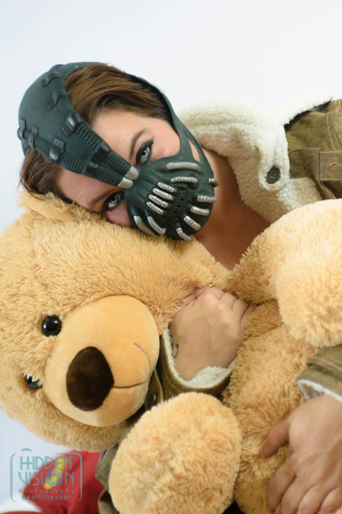 Gotham PJ Party PC Bane