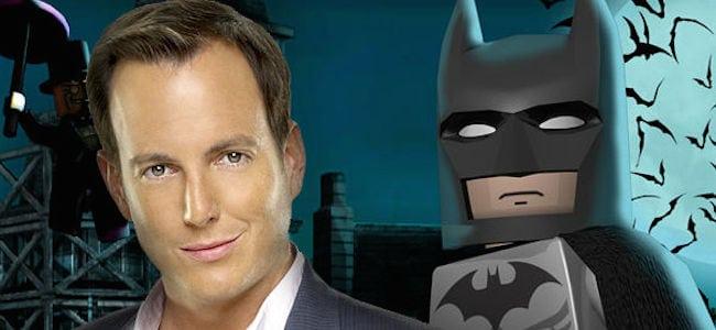 Batman Will Arnett