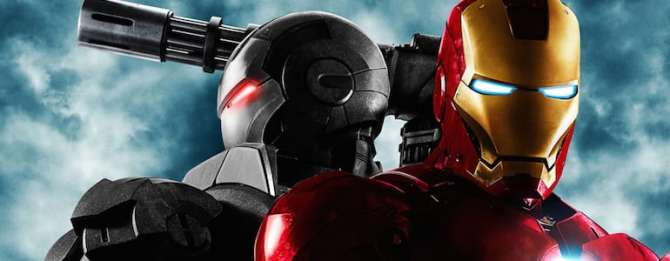 Iron Man 2 Feature