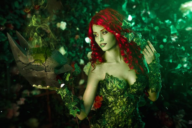 Poison Ivy Cosplay Collection Vavalika