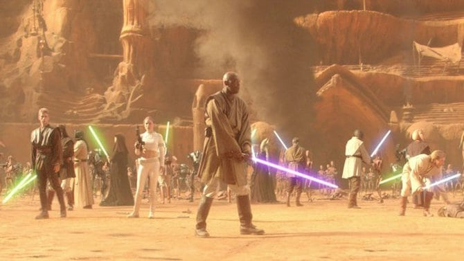 Star Wars E II Attack of Clones 3