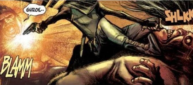 Devolution Graphic Novel: Raja Fights