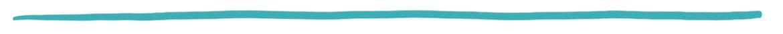 Línea decorativa azul