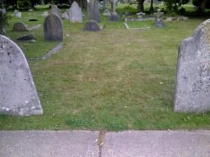 Master Gunner Grave