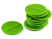 waitrose coins