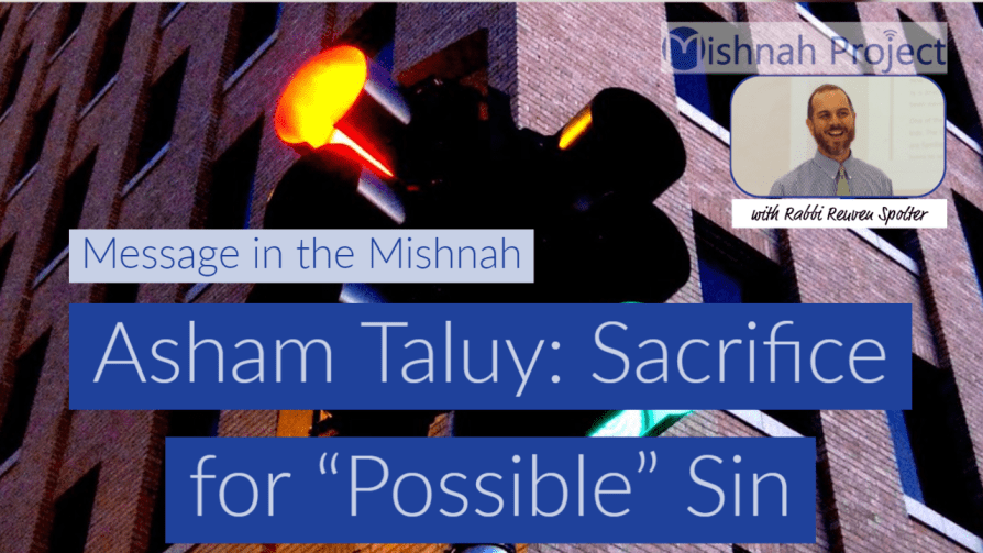 Message in the Mishnah Graphic