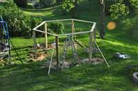 Build Your Own Fire Pit Swing Set, Page 1
