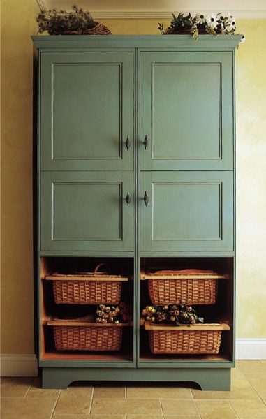 diy kitchen pantry cabinet A freestanding pantry for small spaces! – Your Projects@OBN