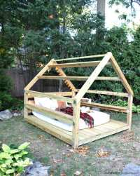 Build your own cozy outdoor cabana lounge! | Your Projects@OBN