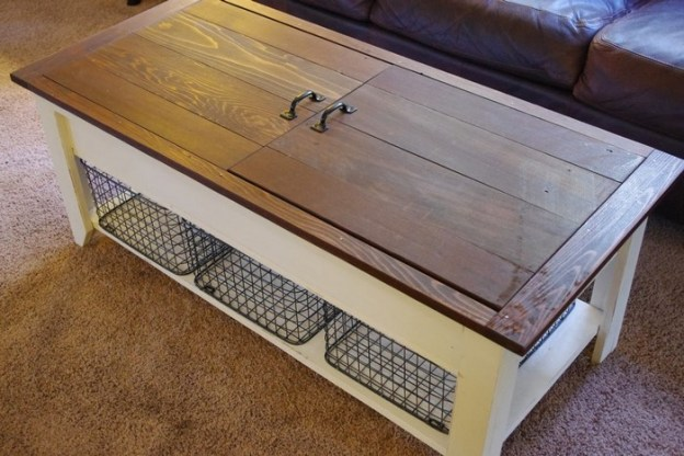coffee table and lego storage in one! | your projects@obn