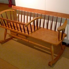 Rocking Chair Cradle Xbox One Gaming Learn How To Build A Crib Diy