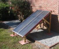 Learn how to build your own solar furnace | DIY, Solar Furnace