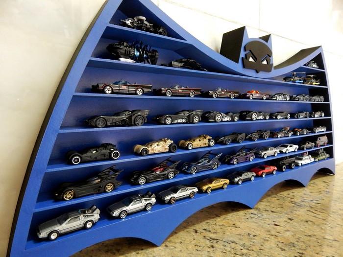 Hot Wheels Shelf Ideas