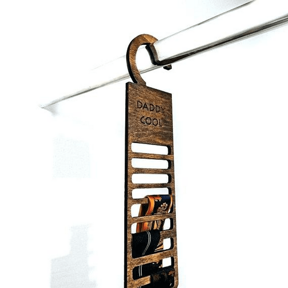 diy tie rack hanger your projects obn