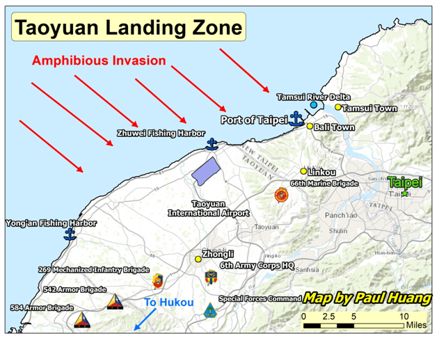Could China Flash Invade Taiwan? – Project 2049 Institute