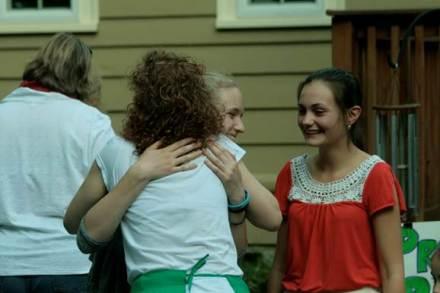 We all get big hugs!