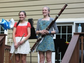 Project Bassoon making our opening statement. :)