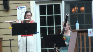 Flute and Bassoon duet
