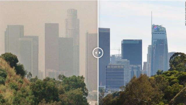 engineering.com - Hello, Blue Sky—The Pandemic Reduces Air Pollution