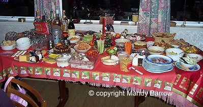 image: Boxing Day tea