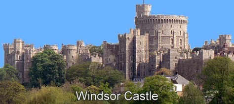 image: Windsor Castle