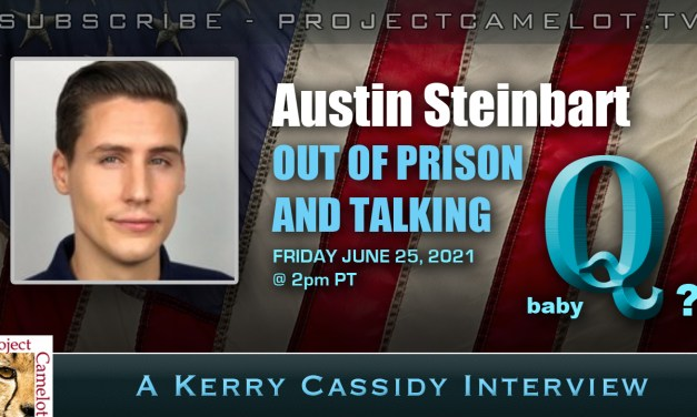 AUSTIN STEINBART:  BABY Q:  OUT OF PRISON AND TALKING