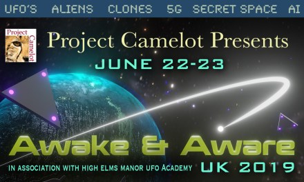 AWAKE & AWARE 2019 UK CONFERENCE – NOW ON VIMEO TO STREAM
