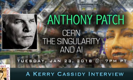 ANTHONY PATCH – CERN, THE SINGULARITY AND AI