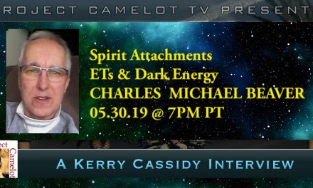 CHARLES MICHAEL BEAVER:  ATTACHING SPIRITS, ETS & DARK ENERGY