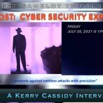 GHOST:  CYBER SECURITY EXPERT – RE AI & OUR FUTURE