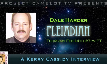 DALE HARDER:  PLEIADIAN FORMERLY WITH NASA