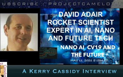 DAVID ADAIR:      NANO AI COVID19 AND OUR FUTURE