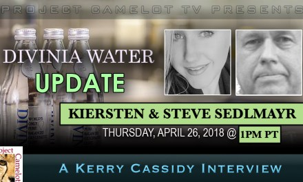 DIVINIA WATER: AN UPDATE WITH KIERSTEN AND STEVE SEDLMAYR