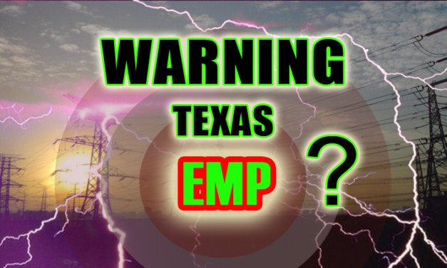 Possible EMP Over Texas?? An Interview with Dale Lewis