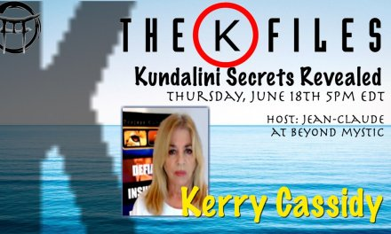 KERRY INTERVIEWED BY JEAN-CLAUDE RE KUNDALINI AND ASCENSION